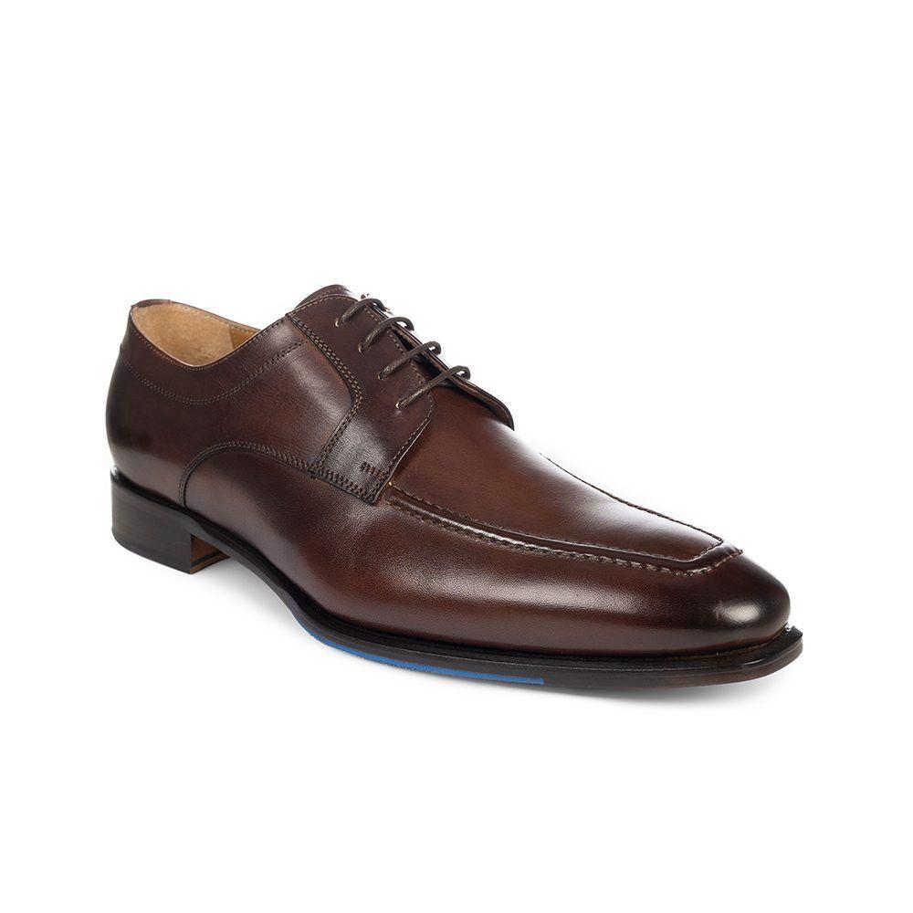 Zapato cognac esfumado