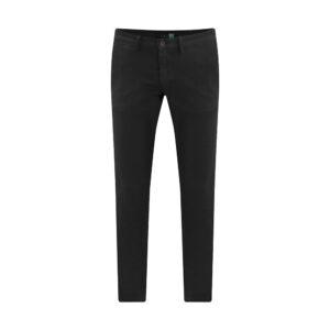 Pantalón gris slim fit tipo chino. Confeccionado en Algodón 100% Español.