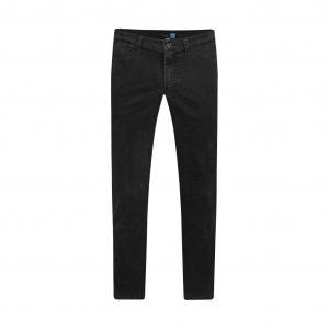 Pantalón gris slim fit tipo chino. Confeccionado en Algodón 100% Español, tejido que se adapta al cuerpo brindando confort.