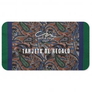 Tarjeta de Regalo Online